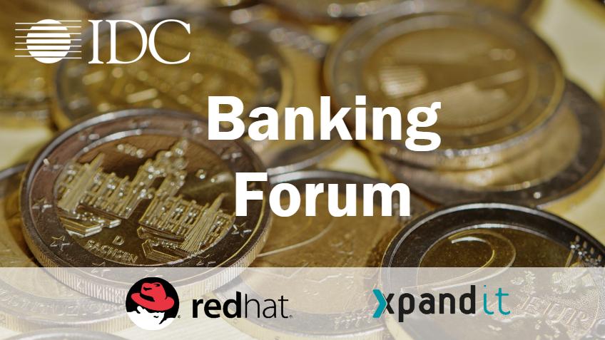 Xpand IT e Red Hat patrocinam IDC Banking Forum 2014