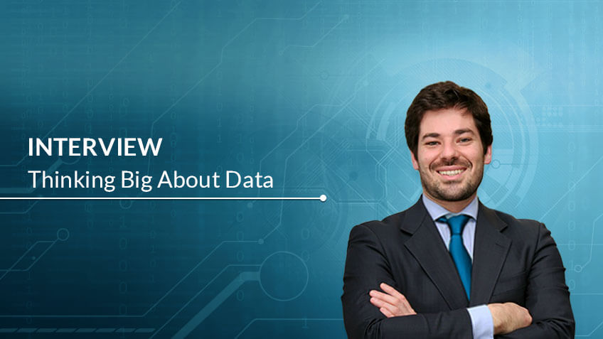 "Interview: ""Thinking Big About Data"""