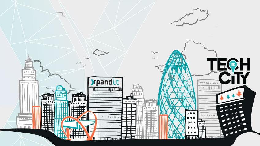 Diz olá aos nossos novos escritórios em Londres, UK