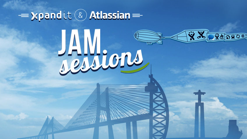 Soluções Atlassian no Xpand IT & Atlassian Enterprise Sessions