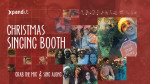 Xpand IT Christmas Singing Booth