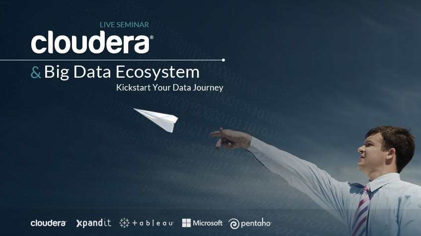 Xpand IT anuncia evento Cloudera & Big Data Ecosystem 2015