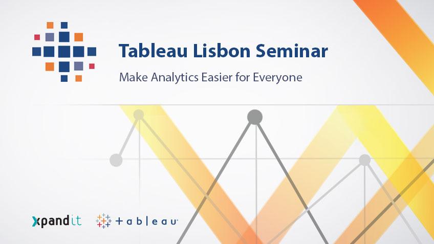 Tableau Lisbon Seminar