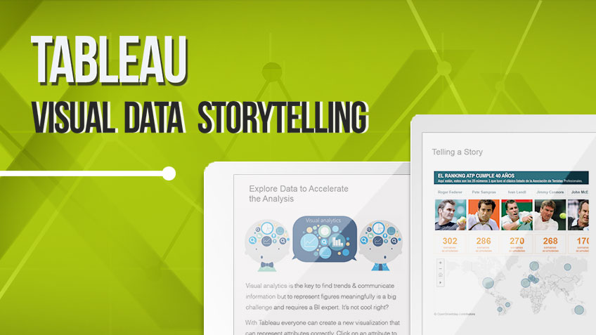 [Free e-book]: Visual Data Storytelling with Tableau