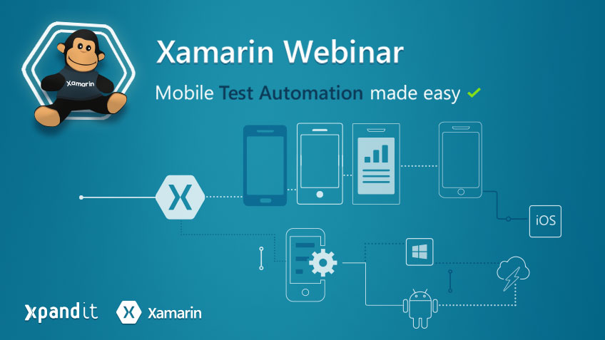 Webinar: Test Automation with Xamarin