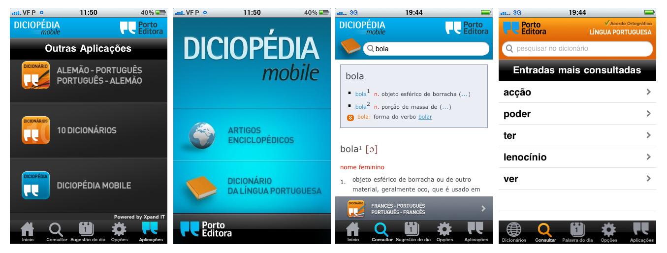 screenshots_portoeditora