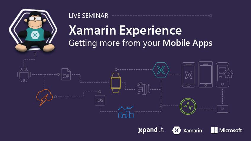 Xpand IT anuncia Maratona de Formação em Xamarin