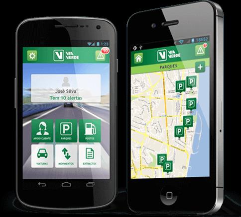 Via Verde App
