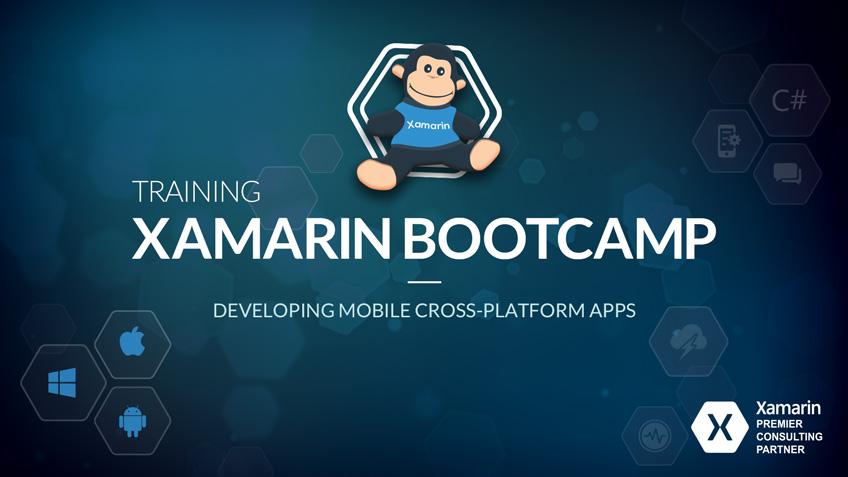 Xpand IT anuncia 4ª edição do Xamarin BootCamp