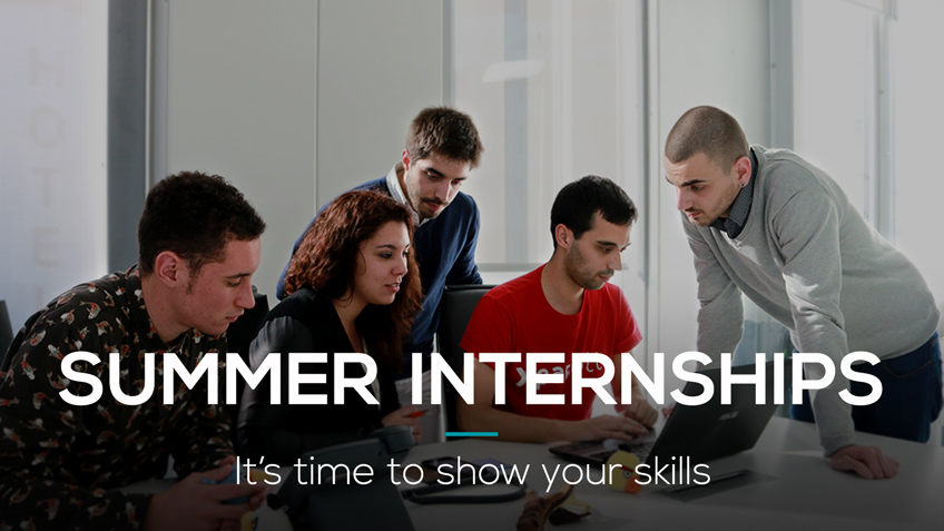 Summer Internships 2016 | Last Call