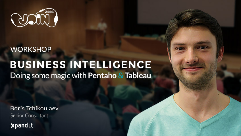 Business Intelligence: Doing Magic with Pentaho and Tableau