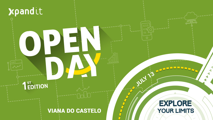 Xpand IT is having an Open Day in Viana