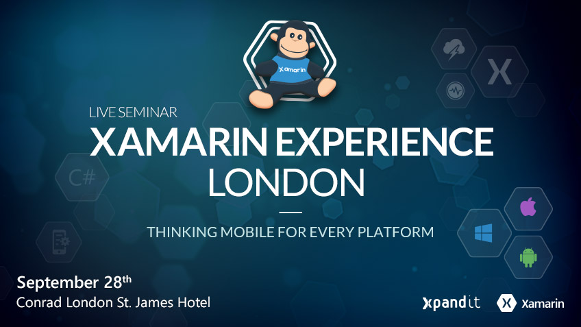Xamarin Experience London 2016 – After Event