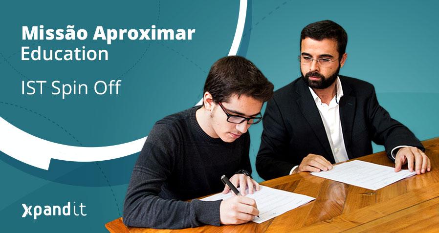 """Xpand IT junta-se à Comunidade IST Spin-Off e lança """"Missão Aproximar – Educação"""""""