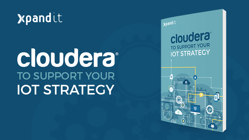 Free e-book: Using Cloudera to support your IoT Strategy