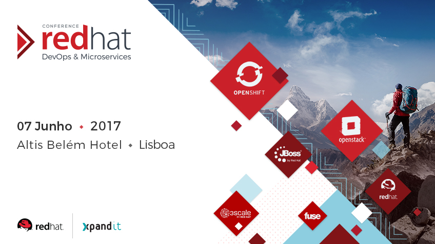 Xpand IT anuncia evento Red Hat DevOps & Microservices Conference