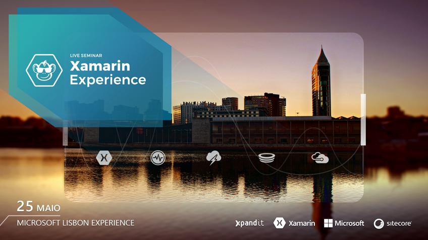 Xpand IT anuncia 3ª edição do evento Xamarin Experience