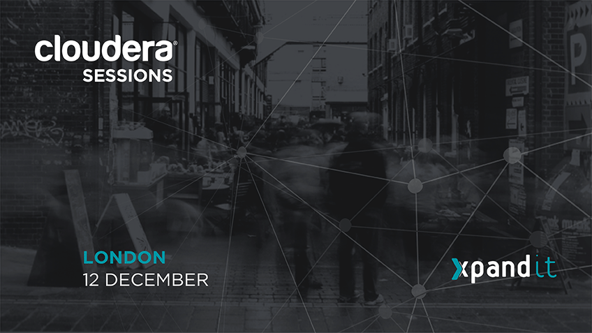 Cloudera Sessions London 2017