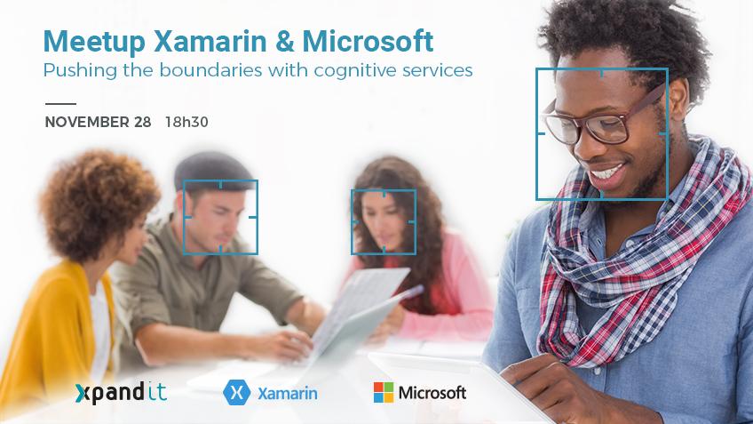 XPlat Meetup #4 – Desafiar limites com Xamarin e Azure Cognitive Services