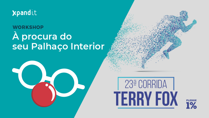 Pledge 1%, Terry Fox, Palhaço Interior, Liga Portuguesa contra o Cancro, Operação Nariz Vermelho
