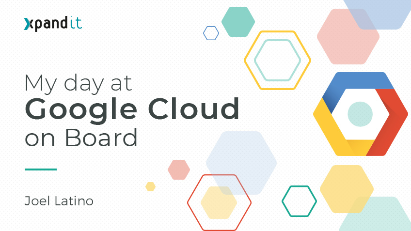 My day at Google Cloud OnBoard