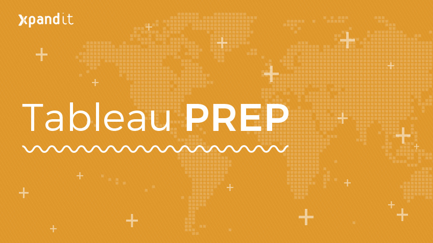 Welcome to Tableau Prep!
