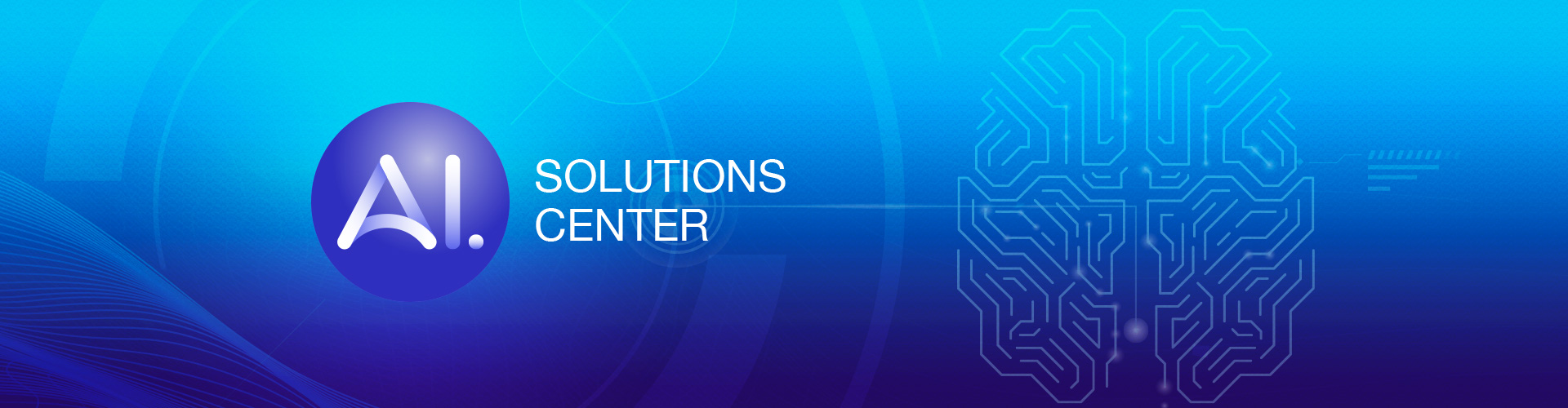 AI Solutions Center