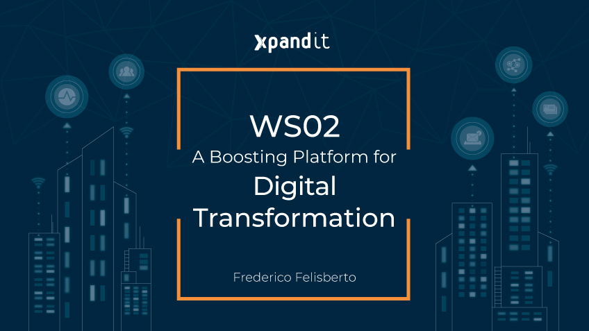 WSO2 Digital Transformation