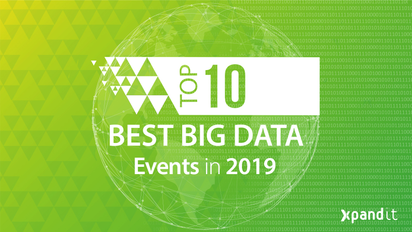 Big Data events 2019