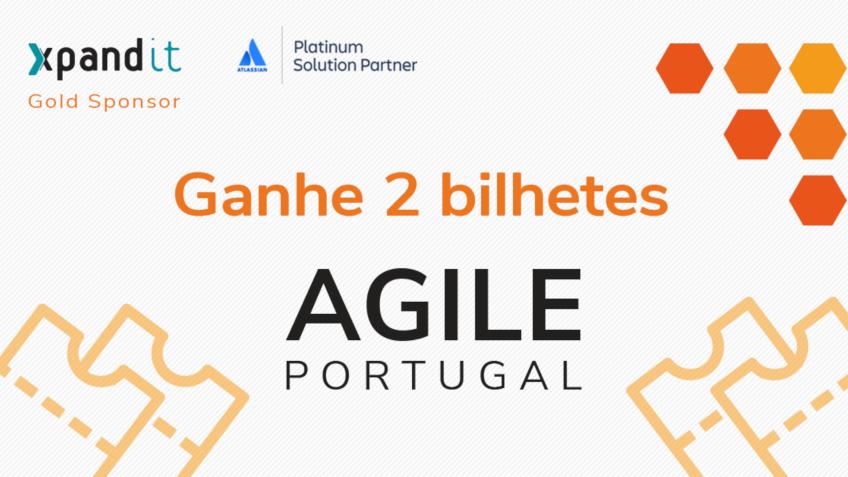 Sorteio Agile Portugal 2019 – Termos e Condições