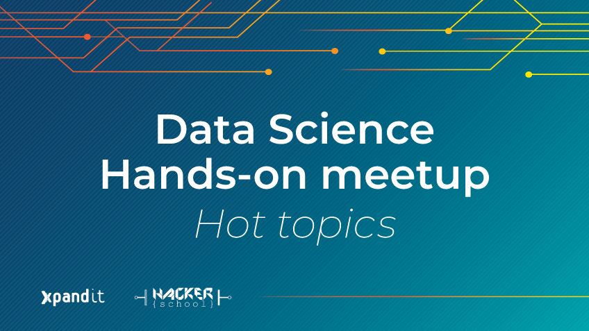 Meetup Data Science Hands-on da Lisbon Kaggle: hot topics