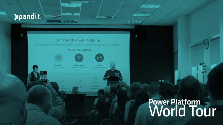 Power Platform World Tour: Our experience