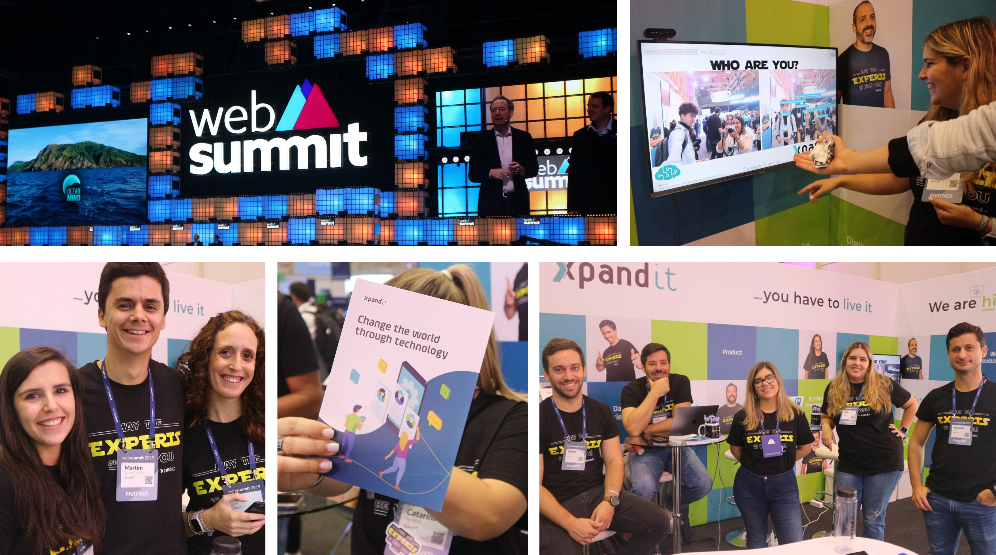 Web Summit 2019; Inteligência Artificial na Web Summit 2019