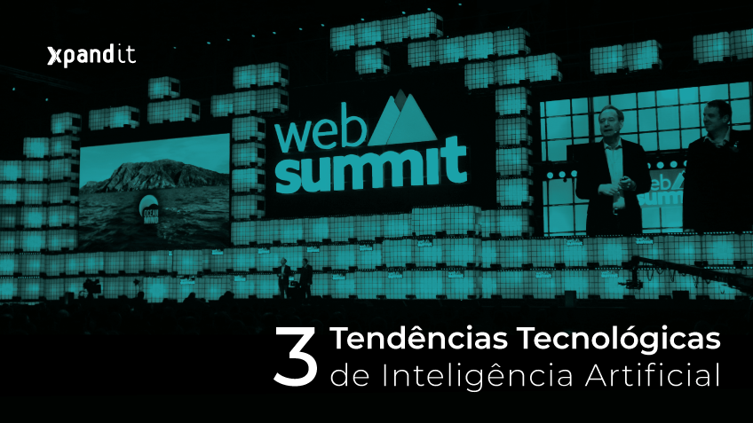 Web Summit 2019; Inteligência Artificial na Web Summit 2019