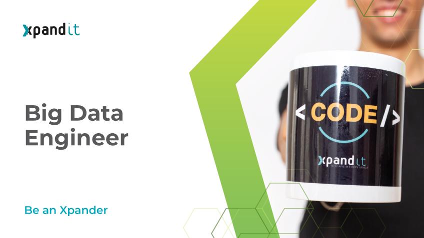 Big Data Software Engineer
