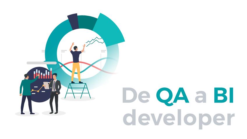 De QA para Business Intelligence developer: como me apaixonei pelos dados