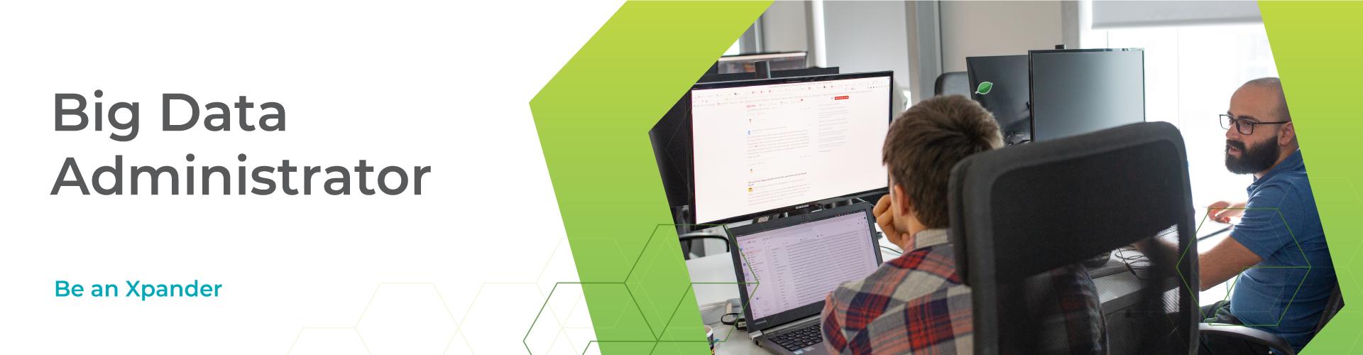 Oportunidade de emprego Big Data Administrator Xpand IT
