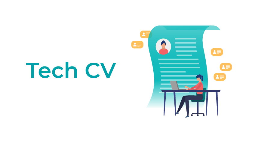 CV de engenharia informática de sucesso