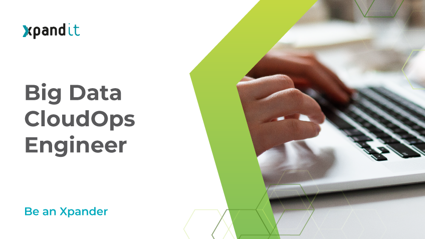Big Data CloudOps Engineer