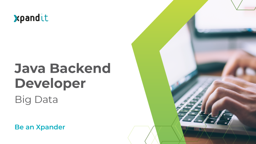 Java Backend Developer para Big Data