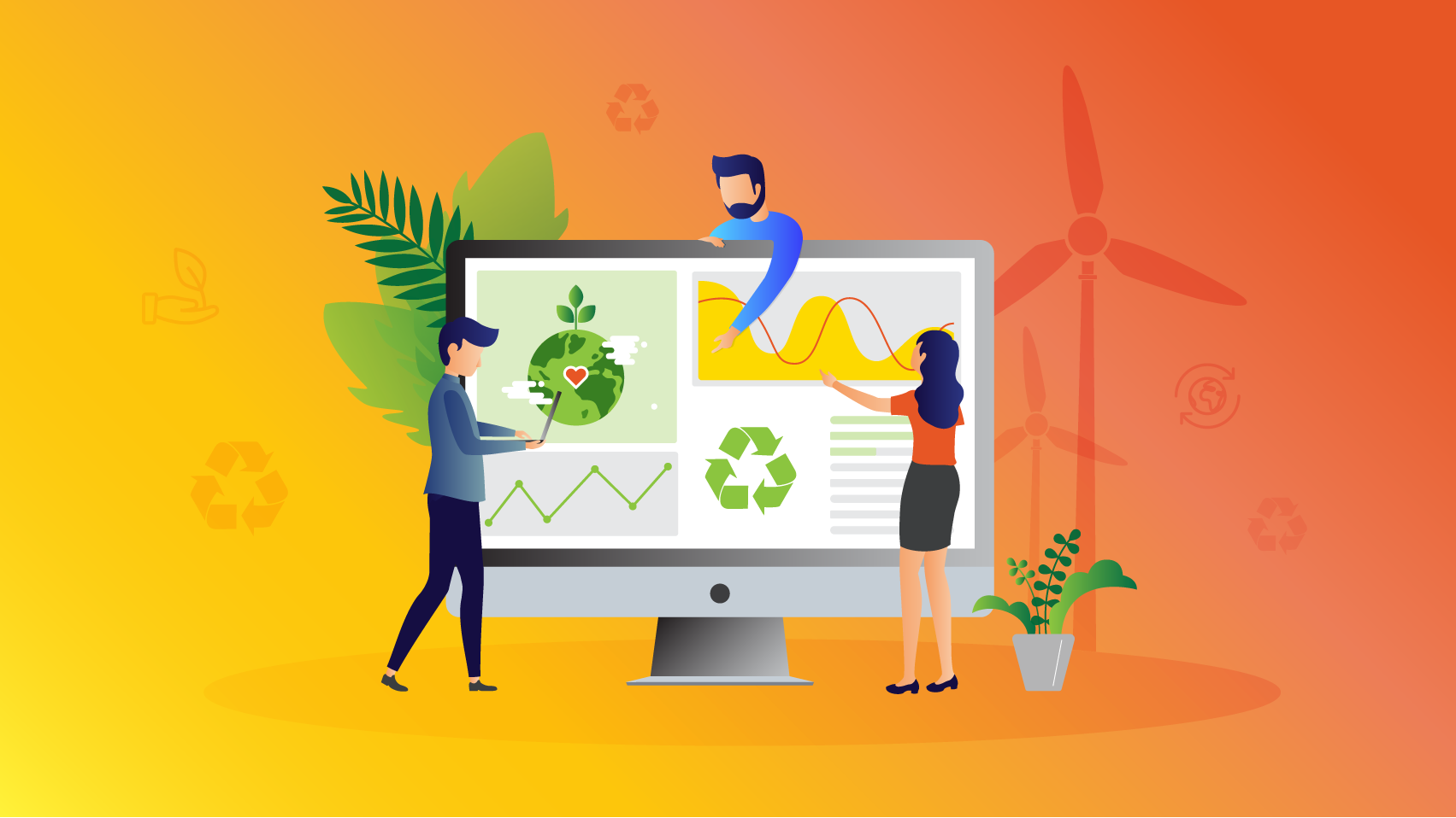 Green Deal: 5 reasons to become a data-driven company