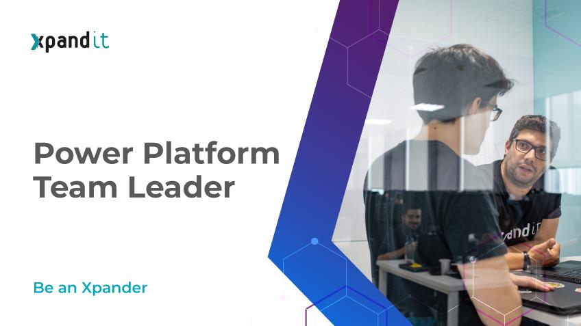 Power Platform Team Leader