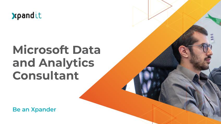 Microsoft Data and Analytics Consultant