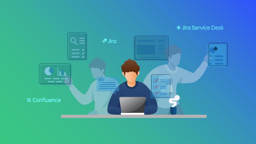 Gestão de equipas de Marketing com ferramentas Atlassian