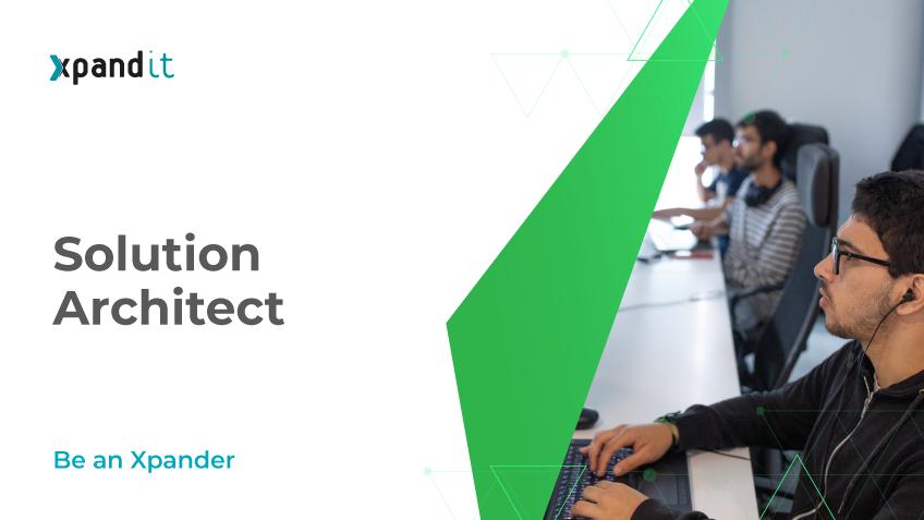 Solution Architect – Xray