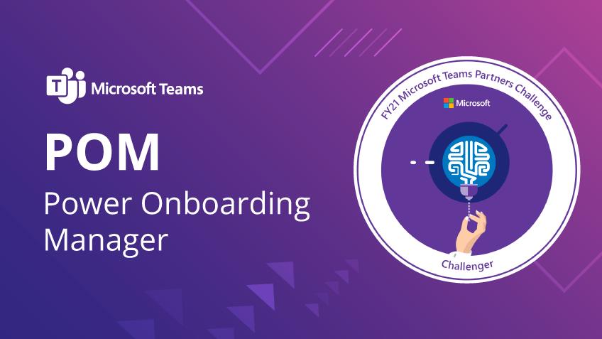 O processo de onboarding com Microsoft Teams (e automatização!)